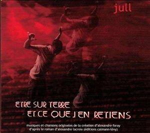 Music Jull CD Etre sur terre