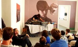 Guillaume, electroacoustic improvisation Skibbereen Arts Festival