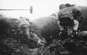 boom op 35mm film La chienne du monde
