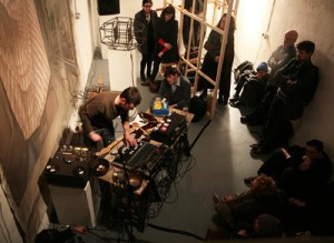 electroacoustic concert in The Joinery - Dublin